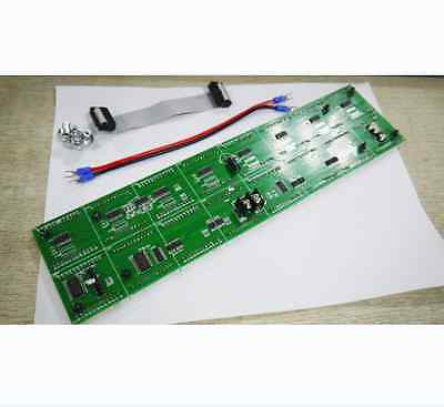 3.75 Unit Board 64 * 16 Dot Matrix LED Display Screen F3.75 Module 304 * 76mm