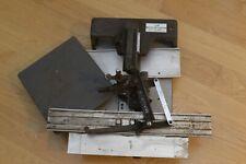 Vintage New Hermes Engravograph Engraving Machine Gl 4 Sets Of Fonts