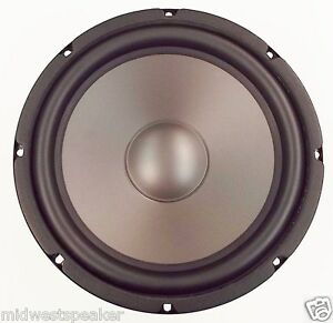 difference between 6 and 8 ohm speakers