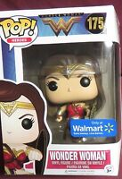 Brand Pop Heroes, From, dc Comics, wonder Woman, Walmart Exclusive 175
