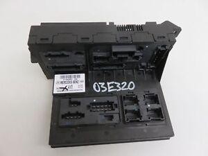 mercedes w211 e500 e55 front fuse box relay control module e500 fuse box location image is loading mercedes w211 e500 e55 front fuse box relay