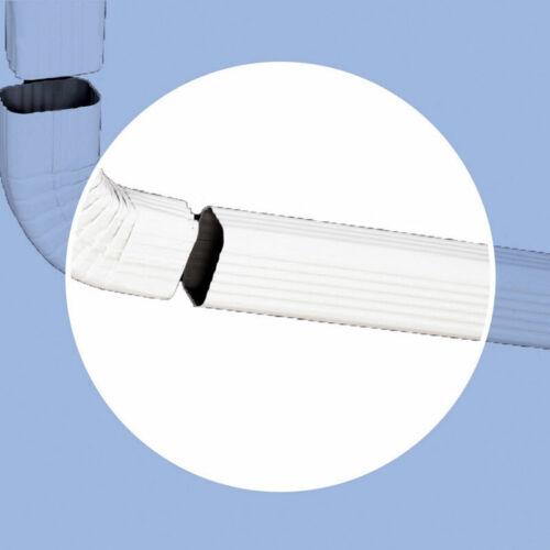 Amerimax 15 L x 3in W x 2in H x 3in H x 2in W K Downspout Extension White