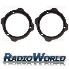 "Audi A3 1996-03 5.25"" 130mm MDF Front Door Speaker Adaptors / Rings / Spacers"