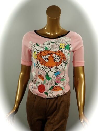 38 Gr Mit Shirt Marccain Neu 119 N3 Collections 36 Print 7Spc6aOq