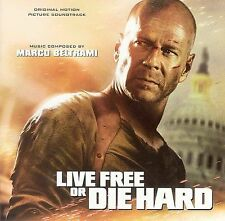 Live Free or Die Hard [Original Soundtrack Score] (CD 2007, Marco Beltrami)