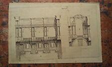 Architettura Andrea Pozzo 1702: Figura 96