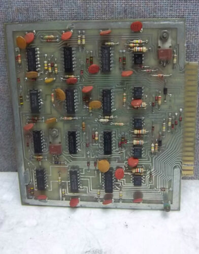 TECHNITRON INC INITIATION /& MAIN VALVE CONTROL 625702D USED 625702D