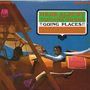 HERB-APLERT-TILUANA-BRASS-going-places-U-S-A-M-LP-SP-4112-original-1965