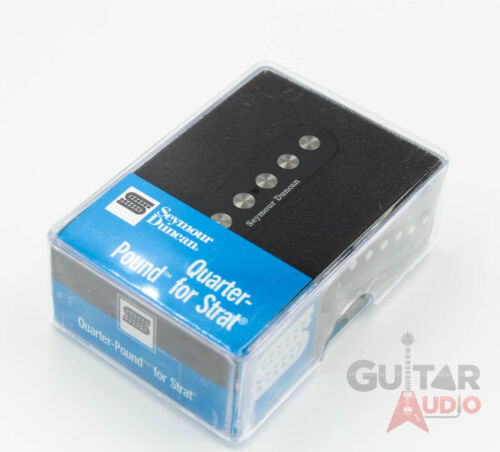 11202-03 Seymour Duncan SSL-4 Quarter Pound Strat Guitar Single Coil Pickup