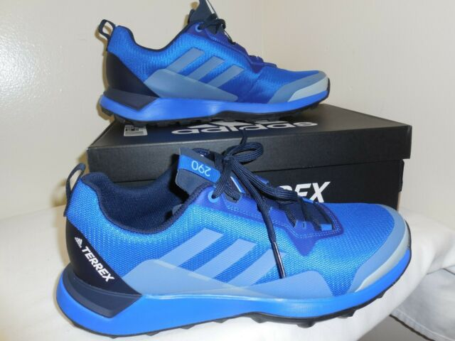 6c379e3f92c Adidas Mens Sz 10 Terrex CMTK Trail Running Shoes Trainers Sneakers Blue  Sports