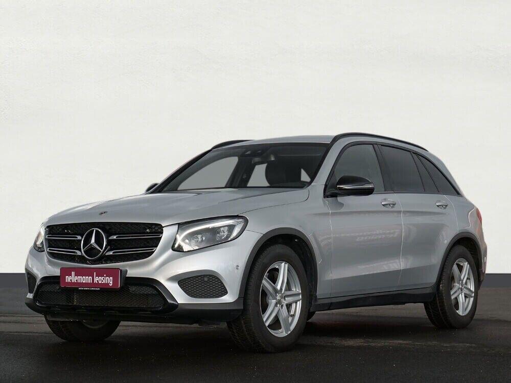 Mercedes GLC350 d 3,0 aut. 4-M 5d - 599.995 kr.