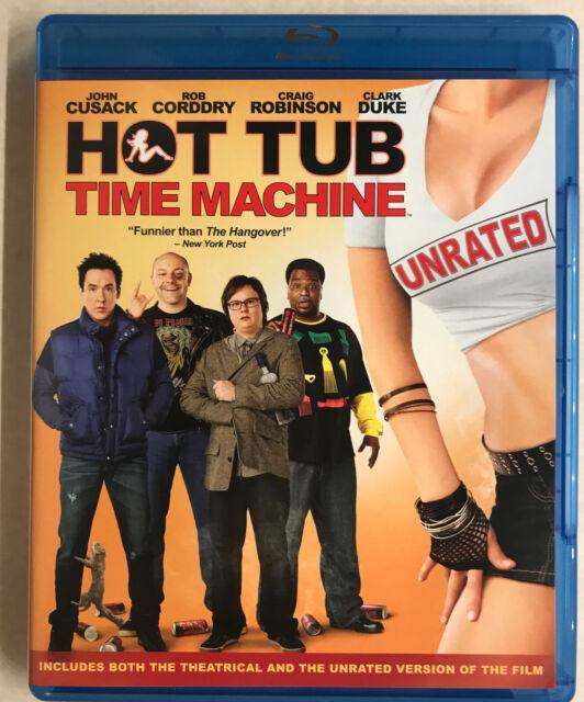 Hot Tub Time Machine (Comedy) + Batman Begins (Action ...