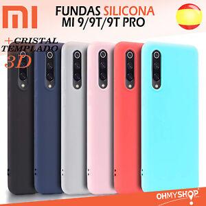 Funda Xiaomi Mi 9 Mi 9 Lite Mi 9 Se Mi 9t Mi 9t Pro Carcasa Silicona Ebay