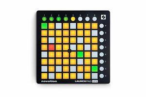 Novation-LAUNCHPAD-MINI-MK2-MKII-REFURBISHED-B2-USB-MIDI-DJ-Controller-64-Pad