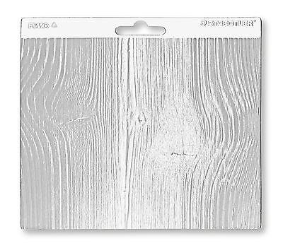 Staedtler Fimo Single BAROQUE Texture Sheet Tumdee Craft Art Fun 16.7cm x 14cm