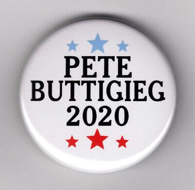"2020 Personalized Pete Buttigieg President Custom 3/"" Campaign Pin Pinback Button"