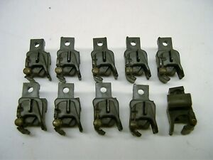 10-Repro-American-Flyer-Replacement-Knuckle-Couplers-w-Hole