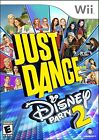 NEW - Just Dance Disney Party 2 - Wii Standard Edition