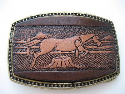 Fibbia Cintura In Pelle Di Cavallo (lb02)- I Clienti Prima Di Tutto