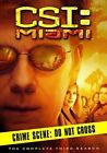 CSI Miami Complete Third Season 0097368772748 With Boti Bliss DVD Region 1