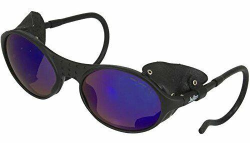 New Julbo Sherpa Mountain Sunglasses, Black, Spectron 3 Lenses Sunglasses