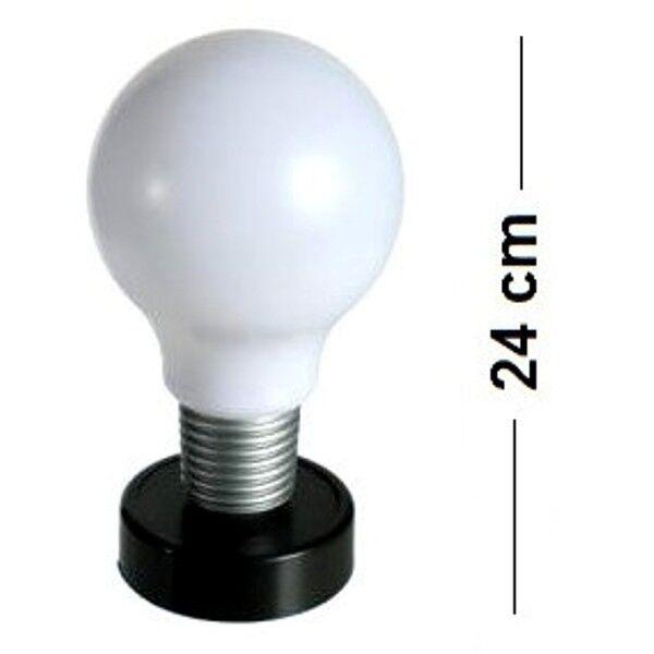 XXL Glühbirne LED Lampe Nachtlicht Tischlampe batteriebetrieben | eBay