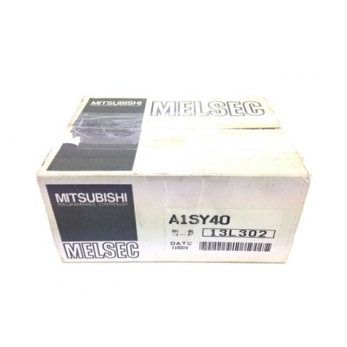 Output unit A1SY-40 Mitsubishi A1SY40