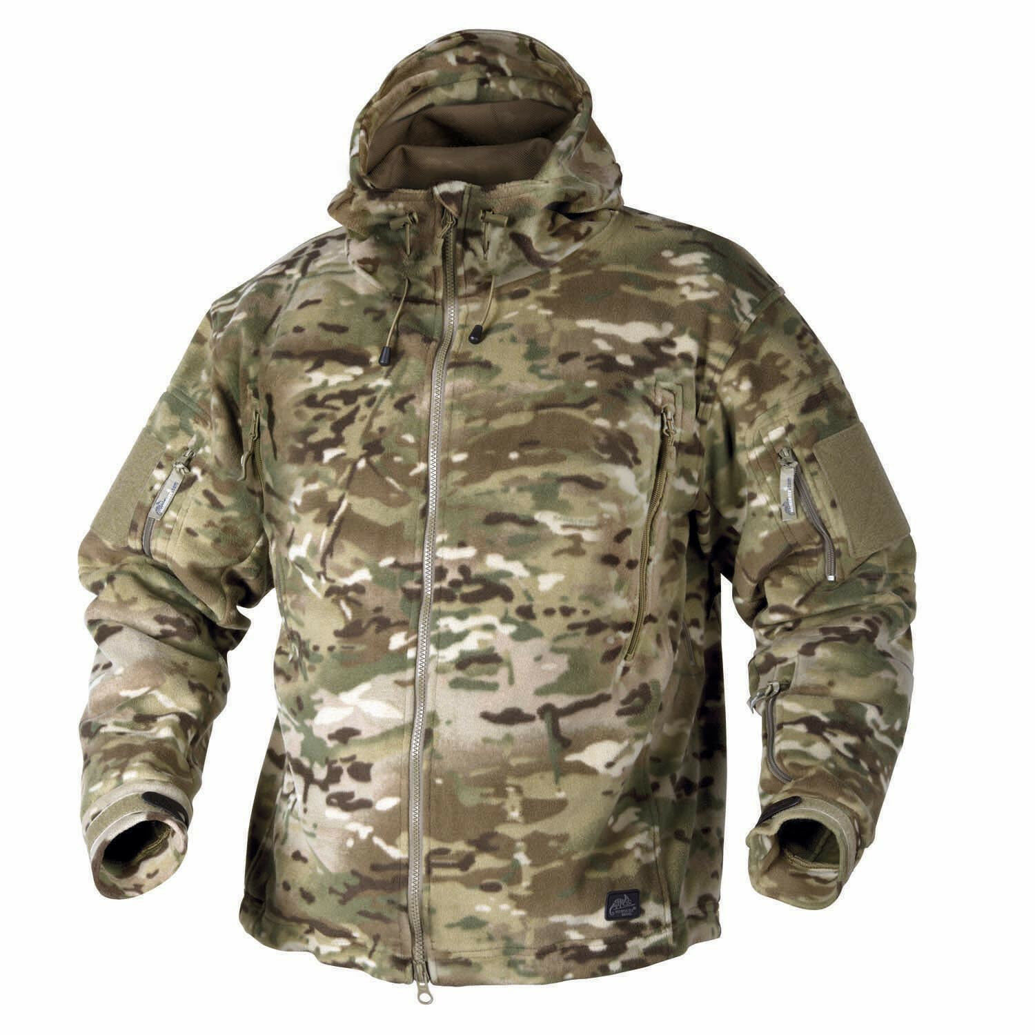 Helikon TEX PATRIOT HEAVY double pile con cappuccio Giacca Camogrom L Large