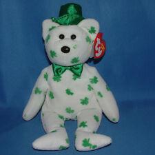 Ty Beanie Baby O'fortune - MWMT (Bear Irsh 2007) St Particks