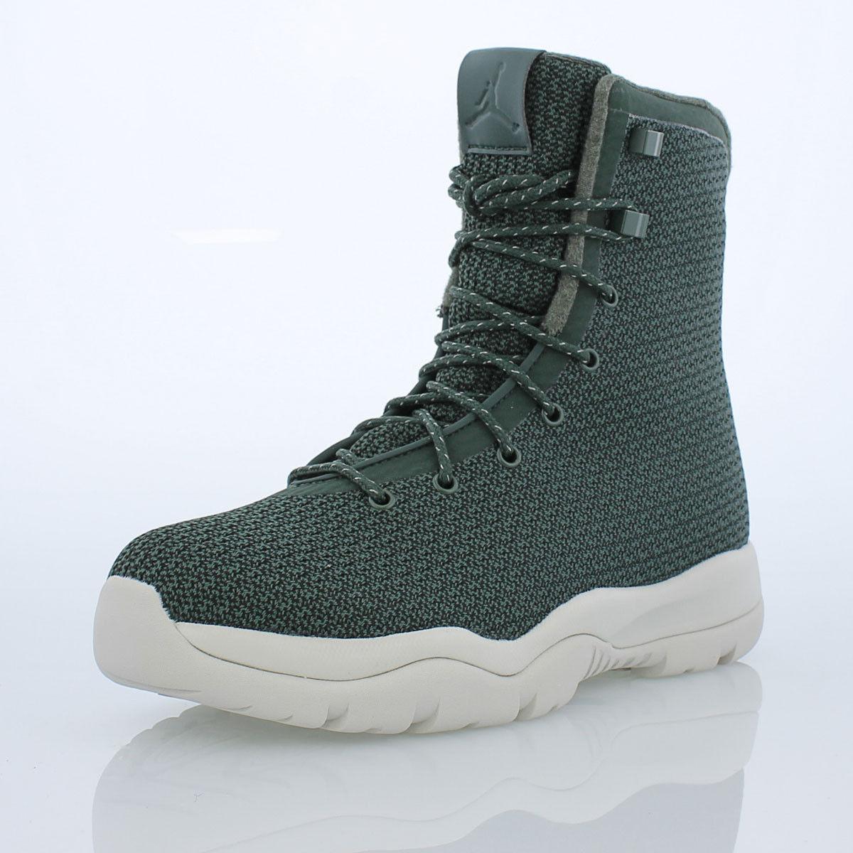 Jordan Men's 854554-300 Future Boots Waterproof Grove Green/Bone Comfortable Comfortable and good-looking