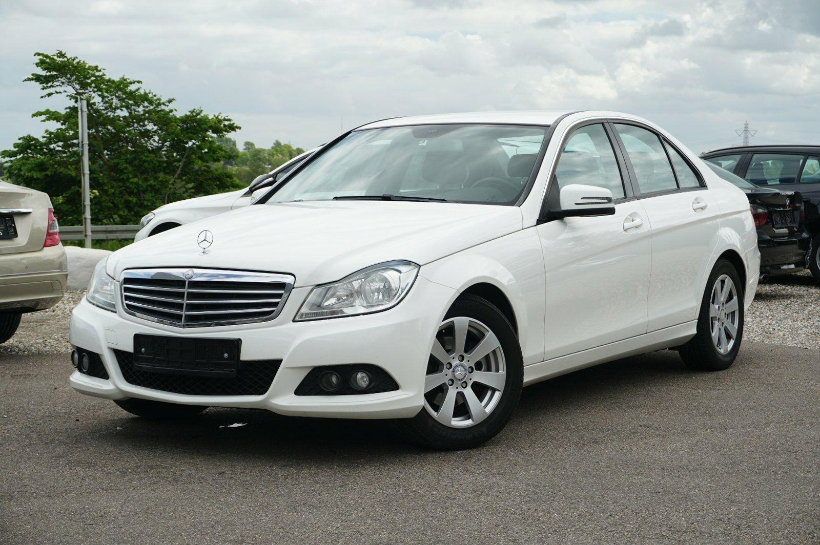 Mercedes C180 2,2 CDi BE 4d - 174.990 kr.