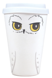 Harry Potter Travel Mug - Hedwig