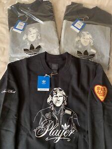 Details about Adidas Players Club Originals Collectable Rare James Hunt Sweatshirt Ltd Edition