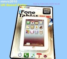 My First iFone Kids Toy Tablet Pretend Smart Mobile Battery Included 3 Yrs+New