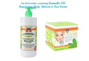 Herbal-Body-Skin-Regeneration-Balsam-amp-Face-Cream-with-HEMP-OIL