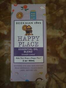 Beekman 1802 Happy Place Essential Oil Blend (Lavender Scented)