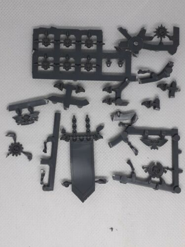 Warhammer 40k Imperial Knight accessories warden crusader paladin gallant errant