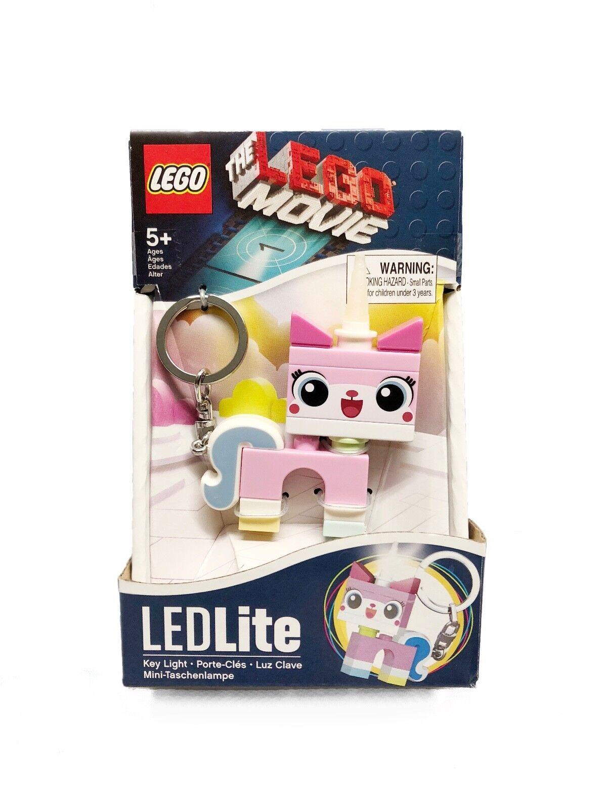 LEGO MOVIE UNIKITTY  LEDLITE Key Light Flashlight Ring