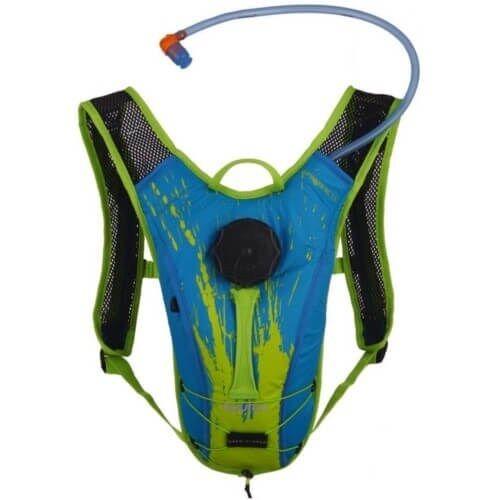 Fonte di Idratazione Spinner NC 1,5 Bambini da 1,5 NC L - Blu/Verde 091f57