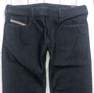 Da-Uomo-Diesel-Zatiny-Jeans-W32-L32-Blu-Bootcut-Wash-0088Z