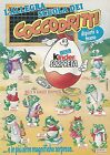 X0087 I COCCODRITTI - Kinder Sorpresa - Pubblicità 1992 - Vintage Advertising