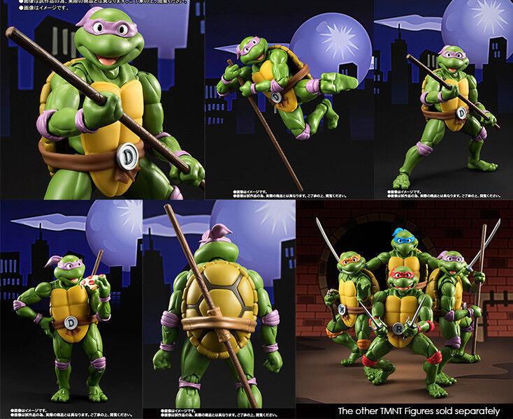 Tamashii Nations de S.H. Figuarts-Teenage Mutant Ninja Turtles Donatello