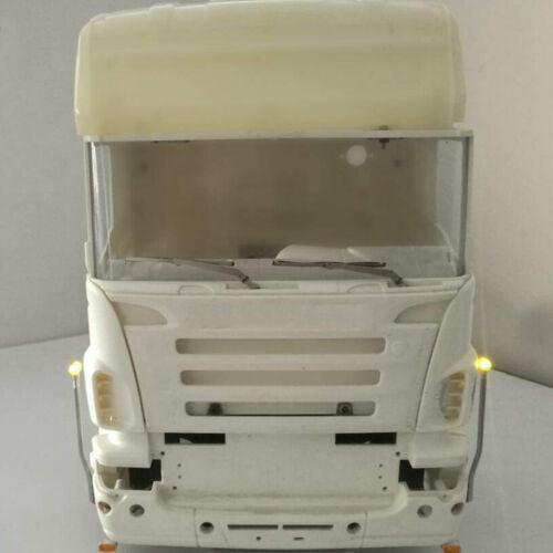 LED Licht Fahnenmast Lampe für Tamiya 1//14 Scania r620 56323 r730 RC Truck Auto