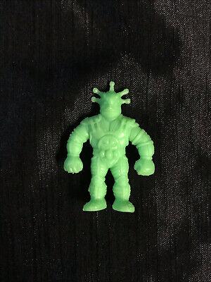 """Men Kinnikuman Flesh Color 2/"""" Black King Figure #157 Mattel 80/'s M.U.S.C.L.E"""