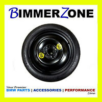Mini Cooper Spare Tire (emergency Space Saver For Cooper, Cooper S, Clubman)