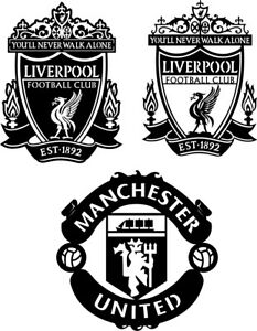 Details about DXF CDR and EPS File For CNC Plasma or Laser Cut - European  Soccer Club Logos