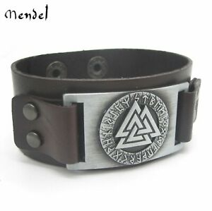 Men/'s Leather Wristband Norse Leather Bracelet Nordic Leather Bracelet Cuff Tree of Life Men/'s Cuff Bracelet Leather Bracelet