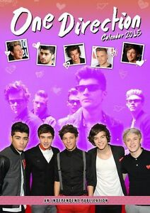 ONE-DIRECTION-2015-Calendar-new-sealed-by-Dream