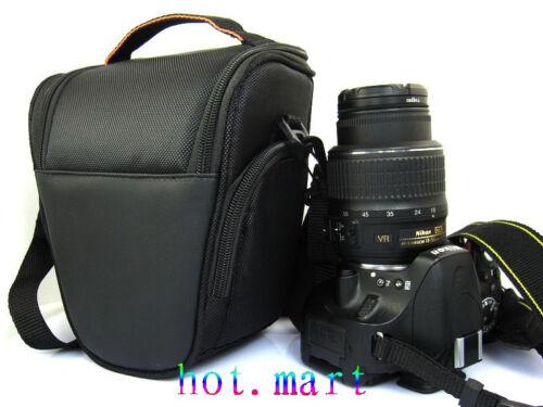 Digital Slr Camera Case Bag Para Nikon Dslr D3200 D3300 D5300 D5200 D3100 D5100 D