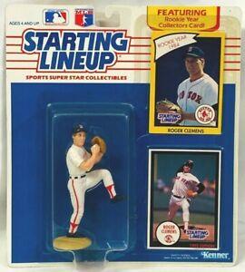 ⚾️ 1990 STARTING LINEUP - SLU - MLB - ROGER CLEMENS - BOSTON RED SOX - 2